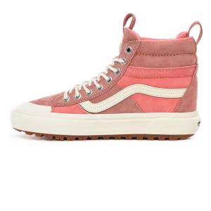 chaussure vans MTE hiver étanche femme chaude SK8 rose pink
