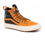 vans chaussure neige chaude étanche stylé orange