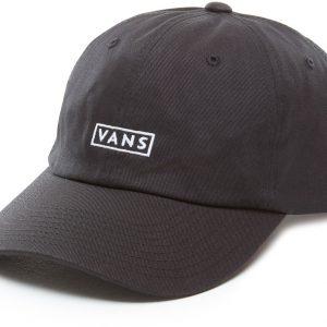 vans_curved_bill_black-simple noir basball skateboard chaussurre skate