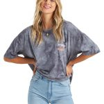 BROUGH WAVES billabong tee-shirt femme