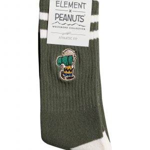 Chaussettes Element Peanuts Snoopy Army