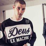 Le maillot Saber Moto collection pour hommes Deus Ex Machina.
