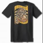 T-shirt Element X Timber High & Dry Nomadic pour homme flint black